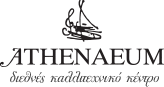 logo for 'Athenaeum' International Cultural Center