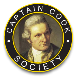 logo for Captain Cook Society