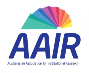 logo for Australasian Association for Institutional Research