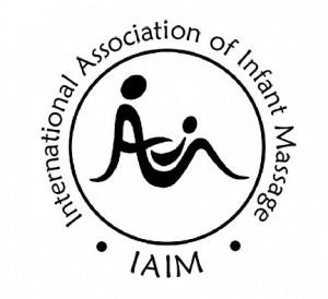 logo for International Association of Infant Massage