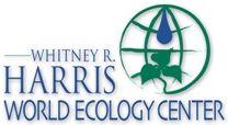 logo for Whitney R Harris World Ecology Center