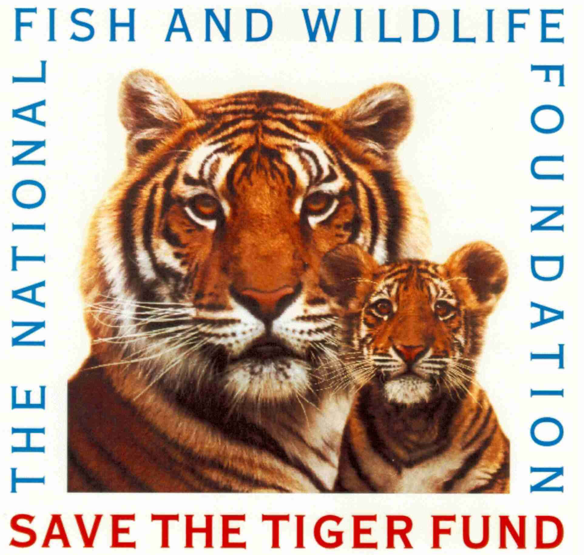 logo for Save the Tiger Fund