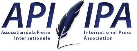 logo for Association de la presse internationale