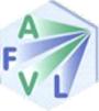 logo for Association francophone de vélocimétrie laser